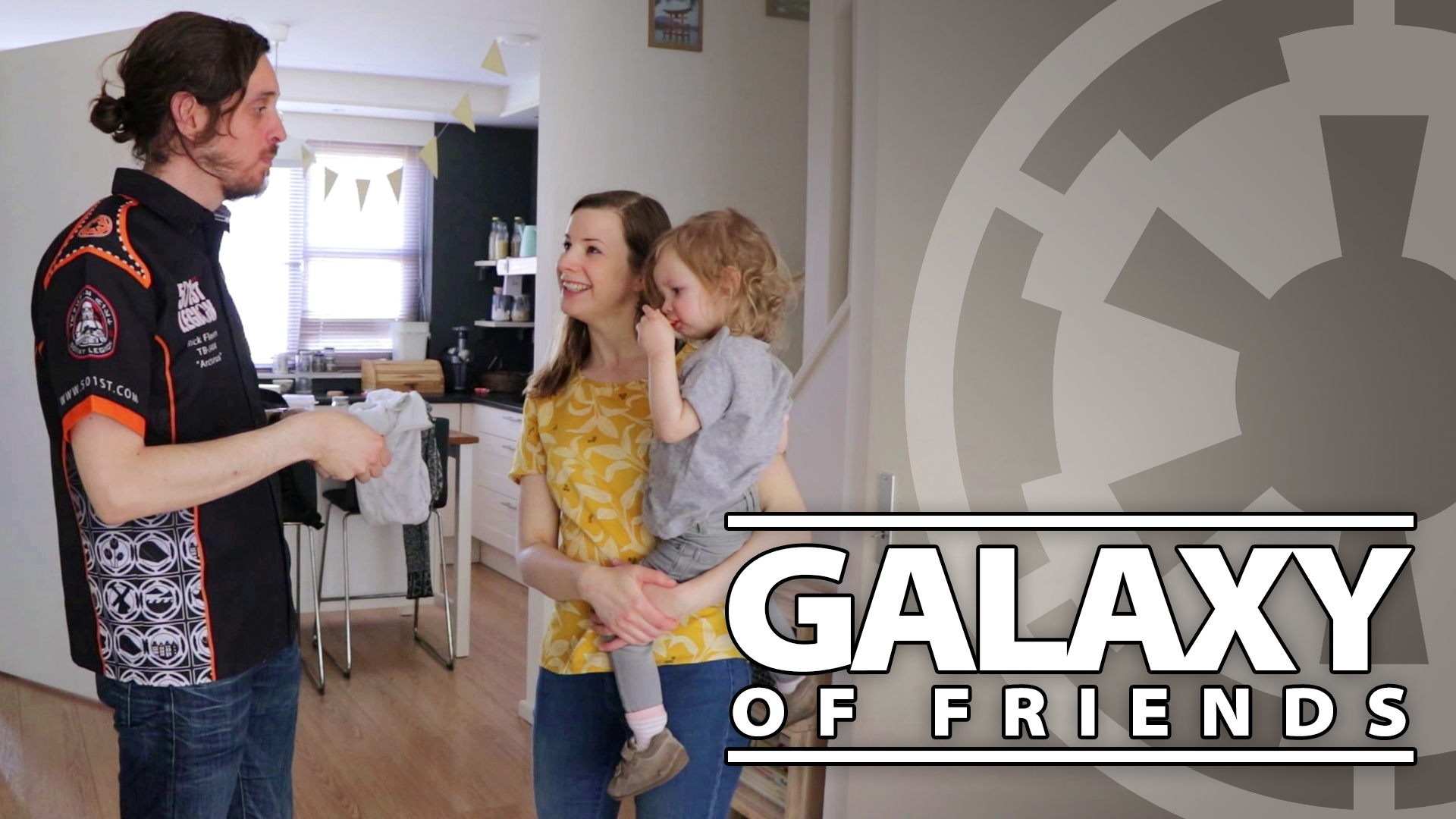 Galaxy of Friends - Chapter Four