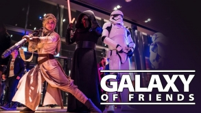 Galaxy of Friends - Chapter Three